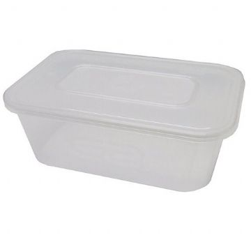 Plastic Containers With Lids